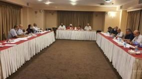 المكاتب الحركية الصحية تلتقي وزيرة الصحة و الوفد الوزاري