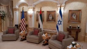 ترامب: دولة أخرى قد تنضم إلى اتفاق السلام مع إسرائيل والفلسطينيون سيعودون للمفاوضات