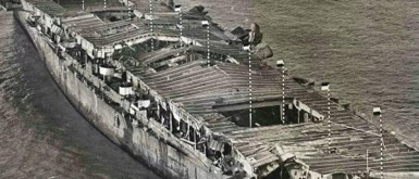 العثور على سفينة حربية ألمانية اختفت قبل 80 عاماً