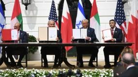 الغارديان: مخاوف فلسطينية من تبعات تطبيع العلاقات بين دول عربية وإسرائيل
