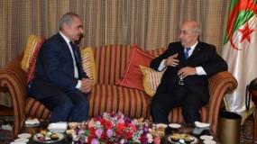 الرئيس الجزائري: لن نبارك اتفاقيات التطبيع مع إسرائيل ولن نكون جزءاً منها