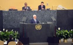 الرئيس عباس: أدعو لعقد مؤتمر دولي للانخراط في عملية سلام حقيقية ويؤكد الاستعداد للانتخابات