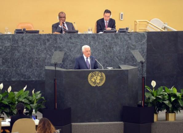 تأييد واسع مبادرة الرئيس عباس لعقد مؤتمر دولي وتطالب بالسلام بين اسرائيل وفلسطين