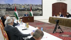 اللجنة المركزية لحركة فتح تُصادق بالإجماع على التوافقات التي تمت مع وفد حركة حماس