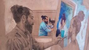 وزارة الثقافة تنعى الفنان محمد الجولاني