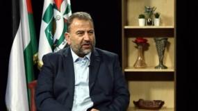 العاروري: ممكن أن تتحول معركة القدس إلى شرارة انتفاضة وطنية فلسطينية