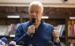 مصر: إيقاف رئيس الزمالك مرتضى منصور عن مزاولة أي نشاط رياضي أربع سنوات