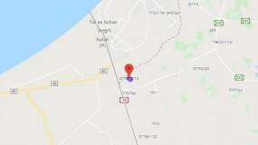 جيش الاحتلال: إطلاق صاروخ من القطاع وسقوطه بمنطقة مفتوحة قرب كرم أبو سالم