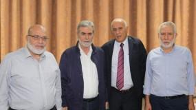 الرجوب:يلتقي أمين عام الجهاد الإسلامي في بيروت