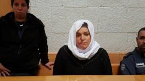 الأسيرة إسراء جعابيص تدخل عامها السادس في سجون الاحتلال