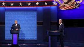 استطلاعات: بايدن يتقدم على ترامب بفارق كبير