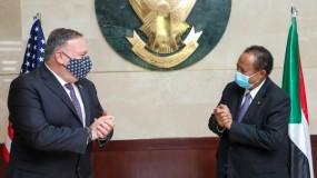 الولايات المتحدة تُمهل السودان 24 ساعة لإعلان تطبيعها مع إسرائيل