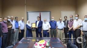 """""""الثقافة"""" تُكرّم الروائي العكشية الفائز بجائزة كتارا للرواية العربية"""