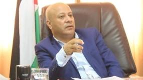 د. ابو هولي : رفض اسرائيل عودة اللاجئين الى ديارهم اطال الصراع في المنطقة وليس دعم الأمم المتحدة للأونروا