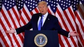 ترامب يتهم الديمقراطيين بمحاولة سرقة الانتخابات