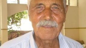 غزة: وفاة الأسير المحرر والمناضل عوني فروانة