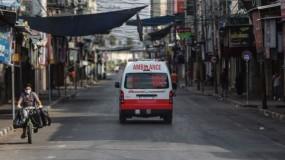 قطاع غزة يُسجل أكبر عدد من الإصابات بفيروس (كورونا) خلال 24 ساعة