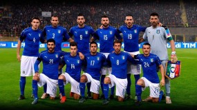 إيطاليا تخطف صدارة المجموعة الأولى بدورى الأمم الأوروبية