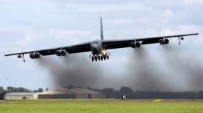 أمريكا تنشر قاذفات B-52 في الشرق الأوسط..لماذا؟؟