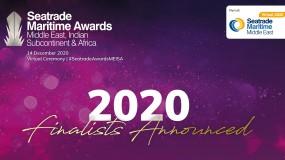 الإعلان عن المرشحين للفوز بجوائز سيتريد البحرية في الشرق الأوسط وشبه القارة الهندية وإفريقيا 2020