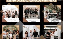 """""""جوائز مينا ديجيتال"""" تكرم العلامات التجارية التي استطاعت تحقيق نتائج مبهرة وتأثيراً مذهلاً خلال هذا العام الاستثنائي"""
