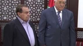 الرئيس عباس ينعى عضو مركزية فتح الأسبق حكم بلعاوي