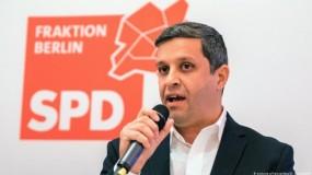 ألماني من أصل فلسطيني يفوز كرئيس مشارك للاشتراكيين في برلين