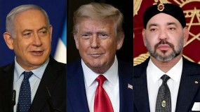 ترحيب إسرائيلي ومصري إعلان التوصل لإتفاق تطبيع للعلاقات مع المغرب