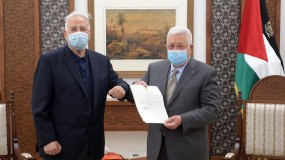 الرئيس عباس يصدر مرسوم إجراء الانتخابات التشريعية في 22 مايو والرئاسية في 31 يوليو