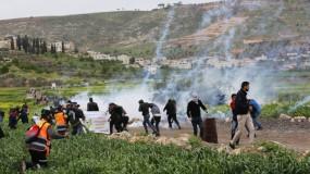 """قوات الاحتلال تطلق النار تجاه """"شبان"""" شرق البريج"""