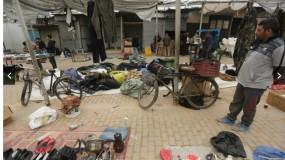 بلدية غزة تعلن إعادة فتح سوق اليرموك الشعبي غداً السبت