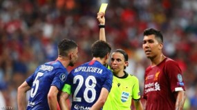 فيفا تسمح بمشاركة الحكمات في مونديال قطر 2022