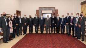 فلسطين ومصر توقعان مذكرة تفاهم لتطوير حقل غاز غزة