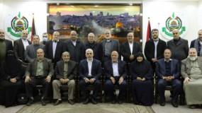 نتائج الانتخابات الداخلية لحركة حماس في قطاع غزة