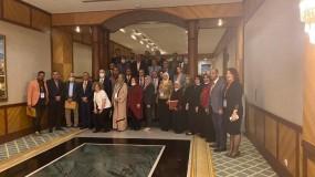 الزّيدي والعبوديّ يدرسان قصص سناء الشّعلان في المؤتمر الدّوليّ الثّاني في تركيا