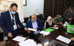 """قائمة """"القدس موعدنا"""" تقدم ردها على الطعون إلى لجنة الانتخابات"""