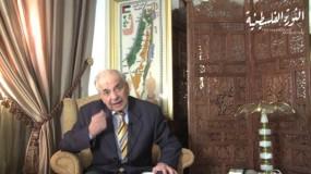 الرئيس عباس ينعى المناضل والقائد الوطني الكبير محمود الخالدي