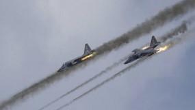 روسيا: مقتل نحو 200 مسلح بضربات جوية لقواتنا على قاعدة مسلحين بسوريا
