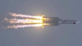 الصين تعلن تفكك صاروخها فوق بحر العرب وسقوطه بالمحيط الهندي
