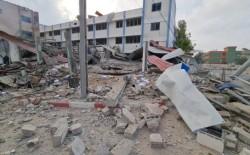 الاونروا: مرافق للاونروا فى غزة تتعرض للقصف خلال المواجهات