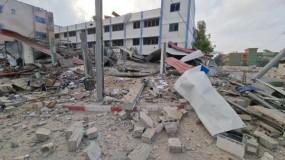 الاونروا: مرافق للاونروا فى غزة تتعرض للقصف خلال المواجهات وأبو حسنة ينفي أنباء إبلاغ إسرائيل لـ (أونروا) حول هدنة محتملة في غزة