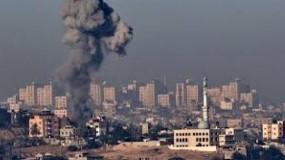 (وفا): الاحتلال أطلق غازات سامة صوب أبراج الشيخ زايد ببيت لاهيا والسكان يخلون المنطقة