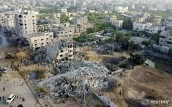 """""""الأشغال"""" بغزة: أكثر من 500 وحدة سكنية تعرضت للهدم الكلي و2500 وحدة هدم جزئي"""