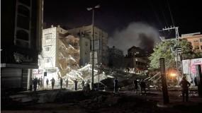37 شهيداً في مجزرة يرتكبها الاحتلال بشارع الوحدة وسط غزة و البحث جارى عن المفقودين تحت الأنقاض