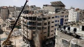 الأشغال بغزة: مصر وعدت بإعادة بناء الأبراج ودراسة إنشاء جسور وكباري