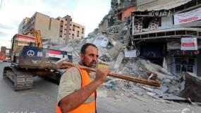 الأشغال بغزة: نتوقع أن يبدأ إعادة الإعمار خلال ثلاثة أشهر