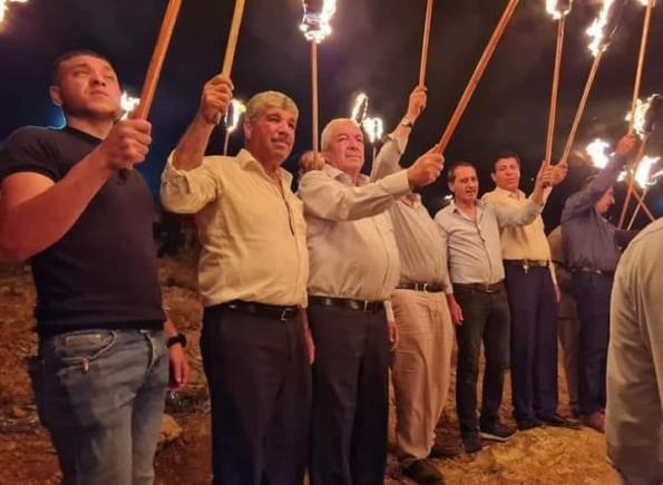 """نابلس: تحذيرات من أهالي """"بيتا"""" ومنع لإدخال أي منتجات للاحتلال الإسرائيلي"""