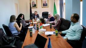 """""""اللجنة الوطنية للتربية والثقافة"""" تعقد اجتماعا لبحث مشاريع فلسطين في برنامج صندوق """"اليونسكو"""" للتنوع الثقافي 2021"""