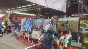 الخليل: الثقافة تنظم معرضاً للفن التشكيلي احتفاءً ببيت لحم 2020