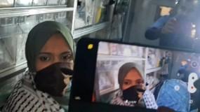سلطات الاحتلال تُفرج عن الأسيرة أنهار الديك